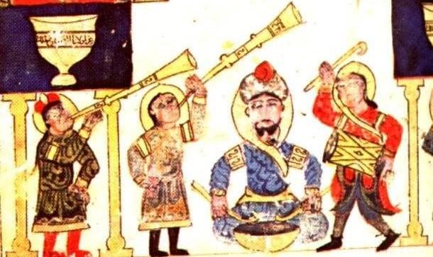 تنبک و رقص فارسی
