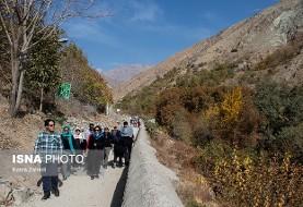فوت مرد ۶۵ ساله در کوهپیمایی توچال و نجات خانم جوان در ایستگاه ولنجک