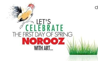 Let's Celebrate Norooz with Art!