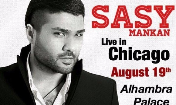 Sasy Mankan Concert Chicago