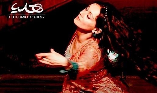 Persian Classical Dance Workshop by Helia Bandeh