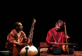 CANCELED: Kayhan Kalhor and Toumani Diabaté