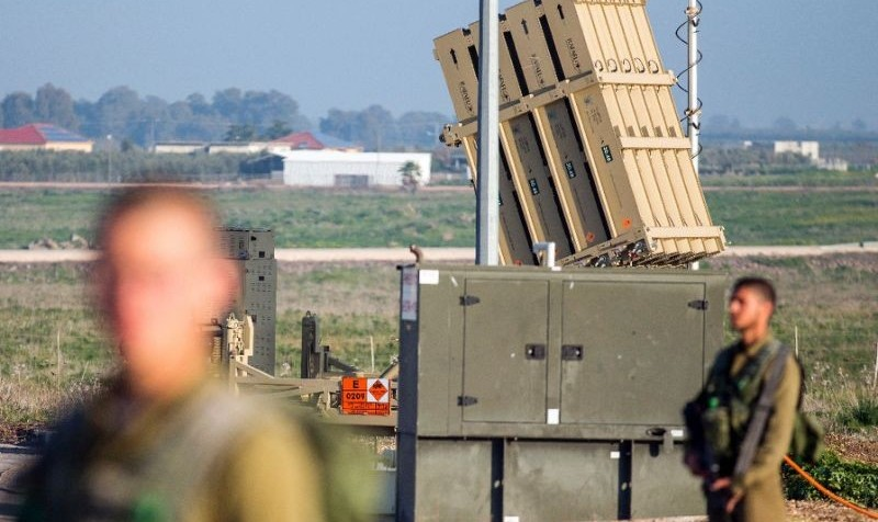 تفنگها از رو! در پی پایگاه روسیه در سوریه، اولین پایگاه نظامی دائمی آمریکا در جنوب اسرائیل افتتاح شد
