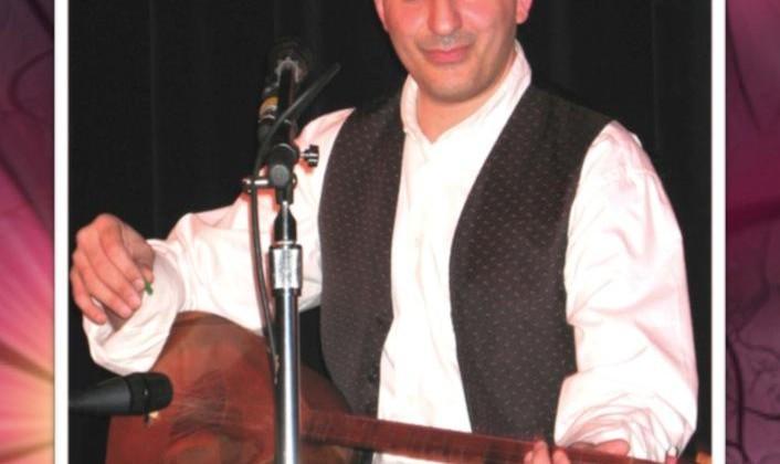 کنسرت امیر وهاب همراه شام ایرانی