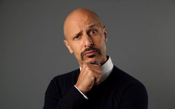 HBO & Comedy Central's MAZ JOBRANI is LIVE in Dallas