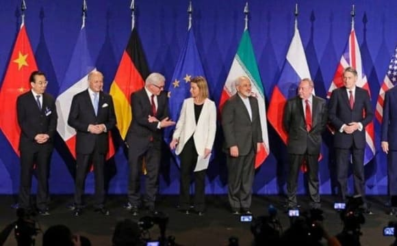 مناظره در باره توافق هستهای با ایران در دانشگاه سینسیناتی