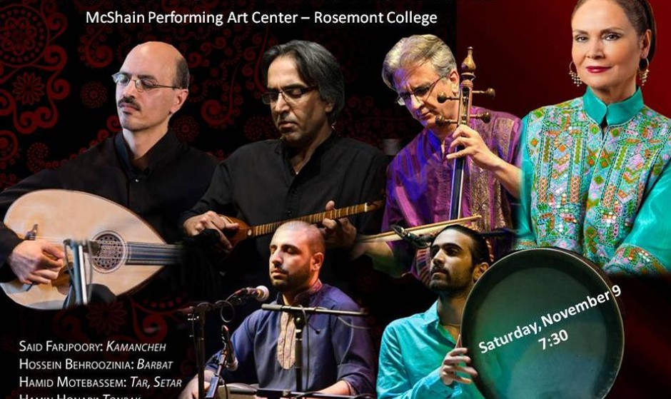 Parissa & Dastan Ensemble in Concert