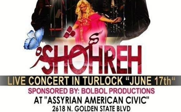 Shohreh concert