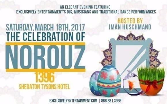The Celebration of Norouz 1396