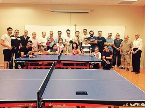 Persian Ping Pong Night