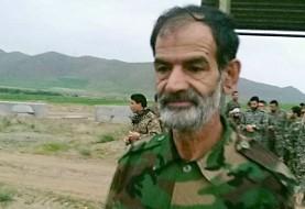 پیکر یکی از افاغنه تیپ فاطمیون و سردار سپاه از استان مرکزی در اراک تشییع شد