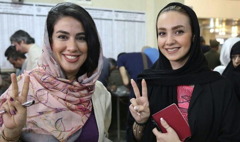 پیروزی تاریخی روحانی با ۵۷% آرا و مشارکت ۷۳ درصدی مردم