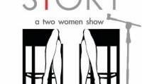Ziba Shirazi and Hamila Mossadeghi in Our Story: A Two Women Show