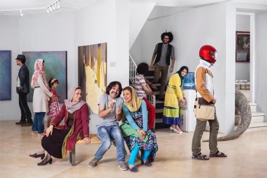 نمایشگاه آثار زیبای عکاسی گوهر دشتی در بوستون