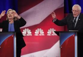 اختلاف اساسی سندرز و کلینتون برسر روابط با ایران، عربستان و اسرائیل (ویدیو)