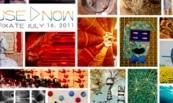 نمایشگاه آثار هنری ایست، توقف، حالا (به فارسی)