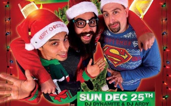 کریسمس پارتی بزرگ ایرانی با لباسهای باحال مخصوص کریسمس