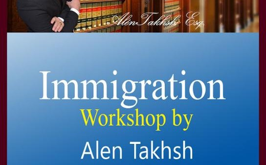 Immigration Workshop at UCSD