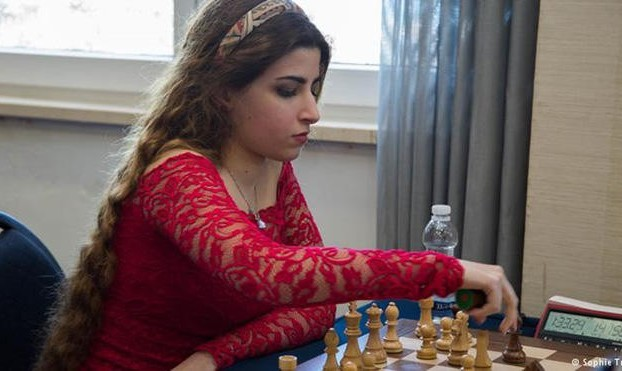 Brother and Sister Chess Prodigies Leave Iran After Being ...