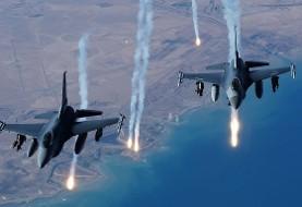 روسیه: ۲۰۰ نیروی داعشی در حمله جنگنده های روسی در دیرالزور کشته شدند