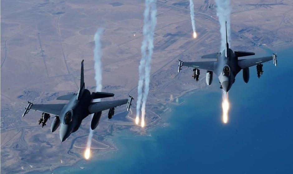 هلاکت ۱۸۰ تروریست و دو فرمانده ارشد داعش در حملات هوایی روسیه به دیرالزور