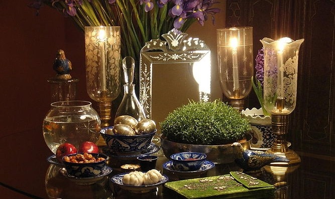 6TH ANNUAL NOWRUZ PARTY - UW PERSIAN CIRCLE