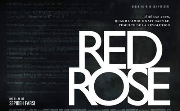 Red Rose Movie Screening by Sepideh Farsi