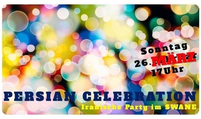 Iranische PARTY im SWANE