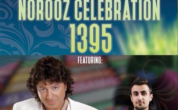 Farshid Amin at Norooz 2016 Celebration, Persian Dinner