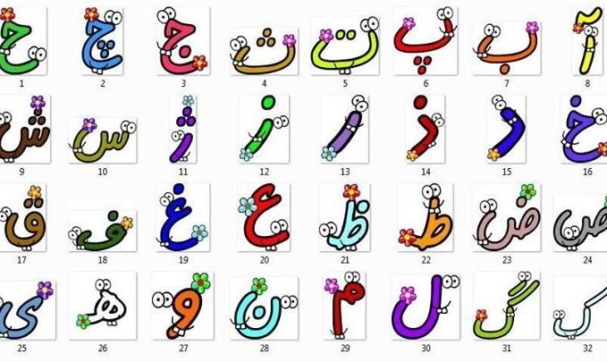 کلاسهای فارسی برای کودکان