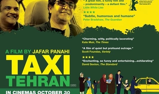 Jafar Panahi's Taxi Tehran: UK Screenings