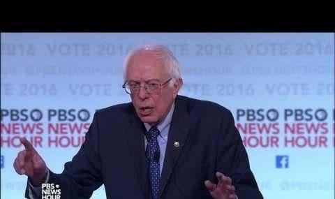 Mossadegh, Iran hot topics of US Presidential debate: Sander for, ...