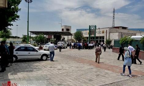 تیراندازی در مترو شهرری / حمله به یک روحانی با قمه