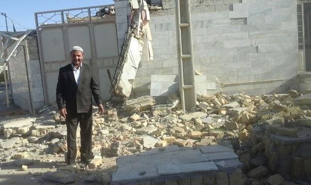 تخریب بسیاری از مدارس استان کرمانشاه در زلزله، کشته شدن ۱۳ دانشآموز