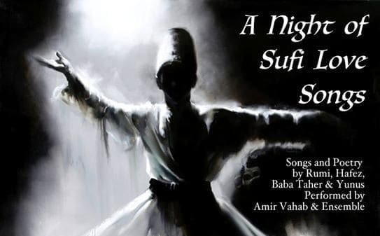 A Night of Sufi Love Songs