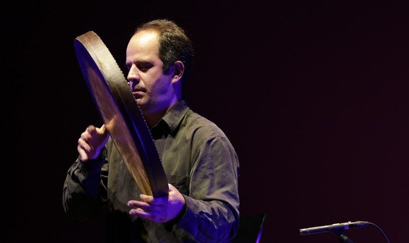 Hadi Alizadeh: Persian Percussion Workshop