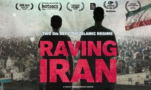 Raving IRAN Afterparty (Free entrance)