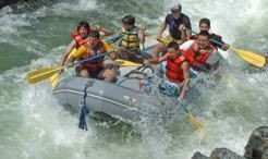 ICCNC Annual Whitewater Rafting Trip