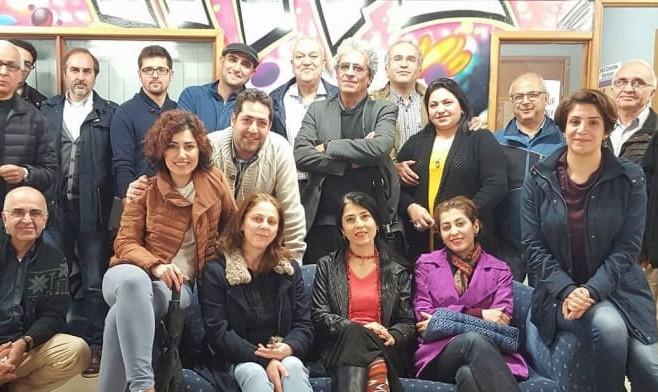 همراهی با دوندگان ایرانی کانون اکنون برای مبارزه با سرطان