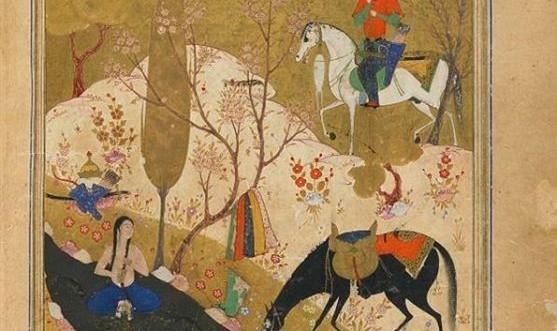 بازدید از آثار مینیاتور ایرانی