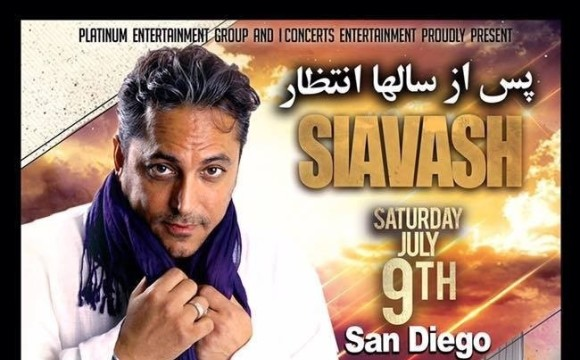 Siavash Shams & Shirzad Live in San Diego