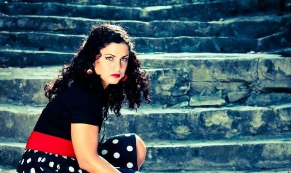 Emel Mathlouthi, Tunisian Singer in San Francisco