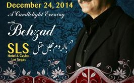 A Candle Night Evening with the Mesmerizing voice of Behzad