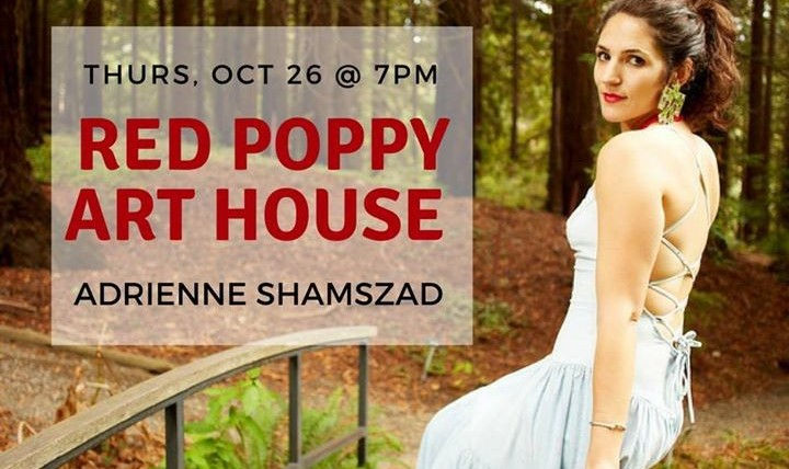 Adrienne Shamszad, Schuyler Karr: American and Persian Roots Music