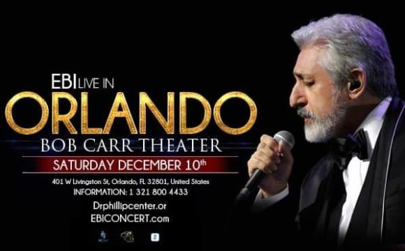 کنسرت ابی در اورلاندو