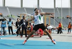 ورزشکار معلول ایرانی گروه نابینایان و کم بینایان برنده مدال نقره جهانی شد