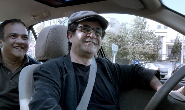Jafar Panahi's Taxi: Screening at Vancouver International Film Festival