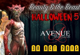 ☠ Beauty & the Beast Persian Halloween ☠