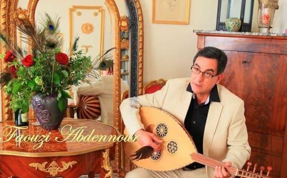 سبک موسیقی معلوف و ایرانی همراه با فوزی عبدلنور و خاتون پناهی
