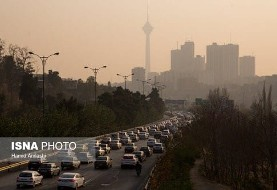 Tehran air pollution at critical levels again